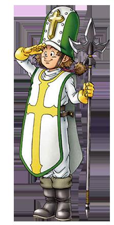 ドラクエ史上最も使われなかった人型キャラクターがピピンに決定しました